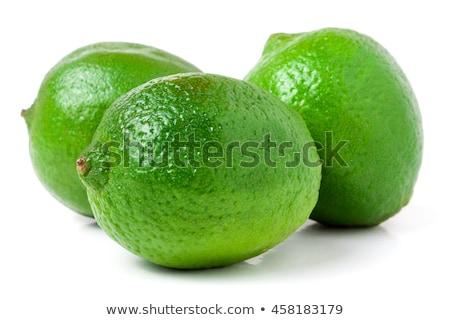 three limes stock photo © feedough