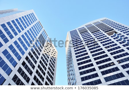 Two buildings stock photo © zzve
