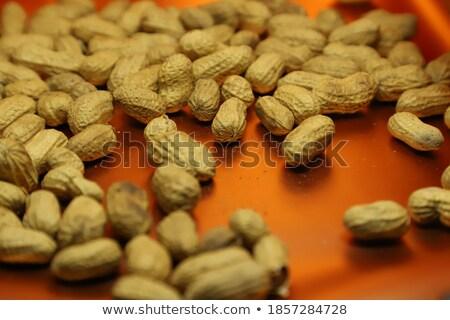 földimogyoró · makró · arany · textúra · étel · fény - stock fotó © lunamarina