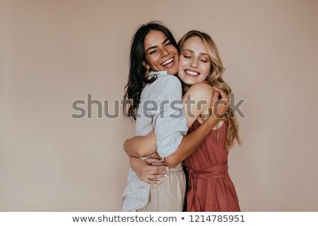 amorevole · studenti · altro · ridere · faccia - foto d'archivio © lighthunter