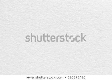 Stock photo: white paper Background Texture