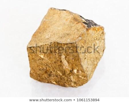 chalcopyrite mineral  Stock photo © jonnysek