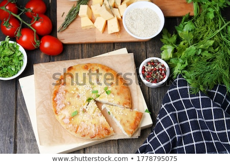 Ossetian pies.  Stock photo © Fisher
