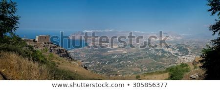 Сицилия Италия природы резерв побережье Сток-фото © Photooiasson