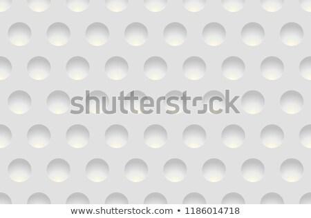 drótváz · 3D · kockák · végtelen · minta · absztrakt · fehér - stock fotó © adamfaheydesigns