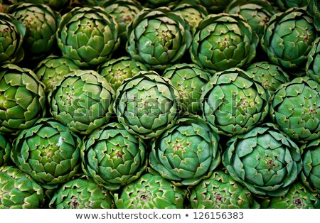 artichokes in the box Stock photo © adrenalina