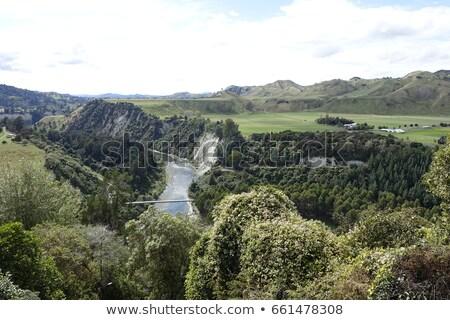 Rangitikei River Stock photo © rghenry