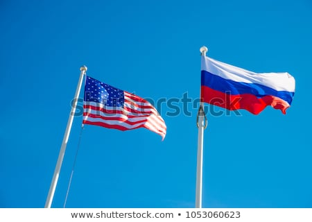 американский русский сотрудничество Россия Соединенные Штаты Сток-фото © Lightsource