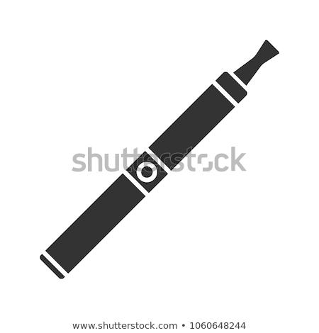 Vector vape pen Stock photo © netkov1