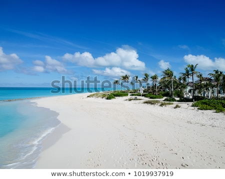 Grace Bay beach, Turks & Caicos Stock photo © jsnover