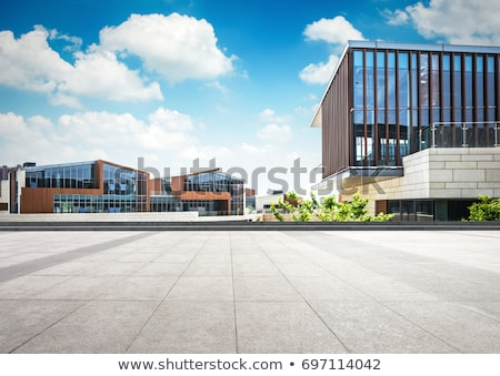 A school building background Stock photo © bluering