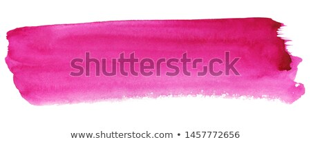 Bright colourful pink paint splash on purple background Stock photo © evgeny89