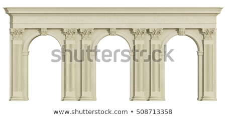 Classical colonnade Stock photo © Paha_L