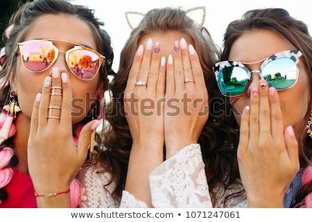 Nail Hide Stock photo © bobkeenan