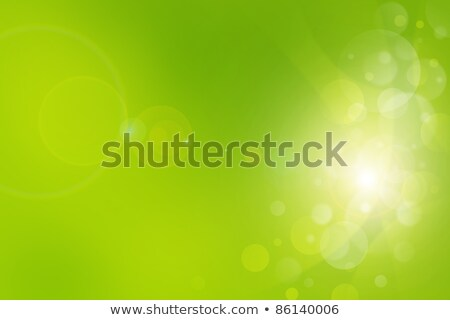 Grass bubble shape abstract background stock photo © jaggat_rashidi