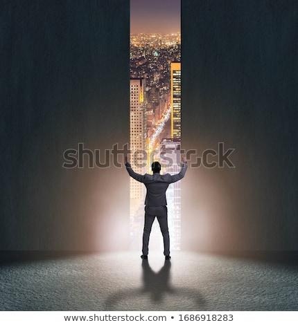 Building Business Success Stock photo © Lightsource