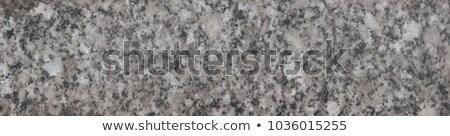 赤 花崗岩 石 壁 晴れた ストックフォト © vavlt