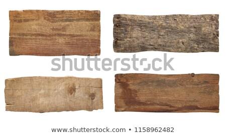 Rough wood board  stock photo © sarahdoow
