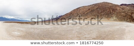 изумруд · озеро · Размышления · вулканический · парка · Калифорния - Сток-фото © meinzahn