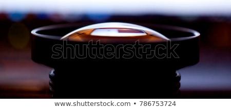 Wide-angle lens Stock photo © Antartis