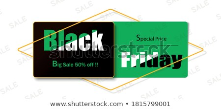 Sale on Green Highway Signpost. Stock photo © tashatuvango