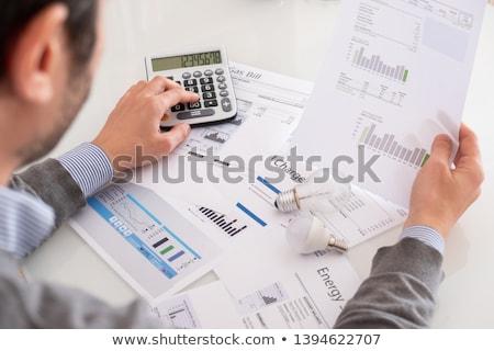 budget power stock photo © lightsource
