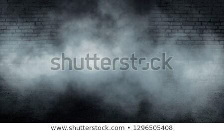 Lámpások nyaláb téglafal ház textúra város Stock fotó © TarikVision
