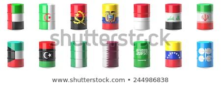 Saoedi-Arabië Ecuador vlaggen puzzel geïsoleerd witte Stockfoto © Istanbul2009