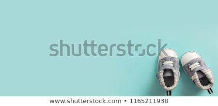 male baby shoes stock photo © adrenalina