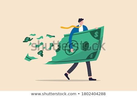 money deflation stock photo © blamb