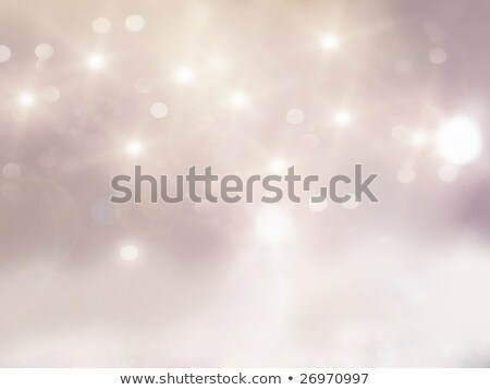 Stock photo: glamour style starry interior