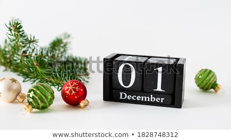 1st december stock photo © oakozhan