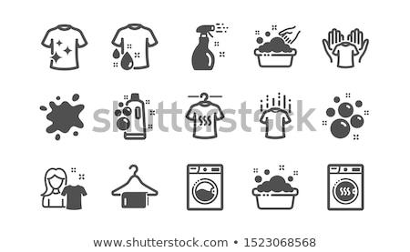 detergent for laundromat stock photo © ssuaphoto