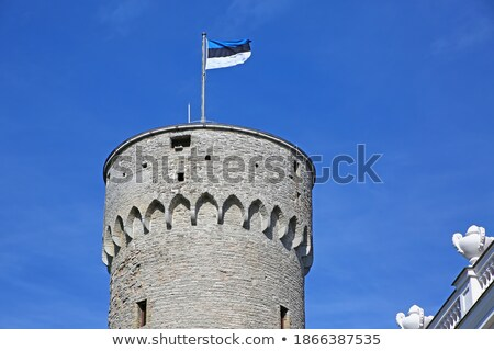 Parliament building in Tallinn Stock photo © backyardproductions