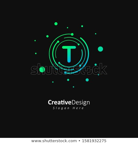 simple initial letter A logo. modern apps logo concept. logo tem Stock photo © taufik_al_amin