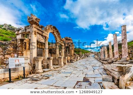 templo · ponto · de · referência · cidade · Roma · romano · herança - foto stock © givaga