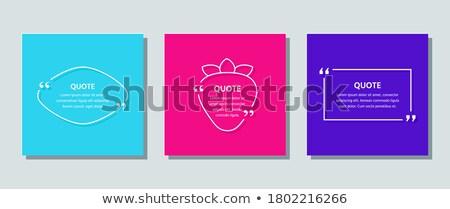 aardbei · groei · geïsoleerd · witte · bloem · voedsel - stockfoto © arsgera