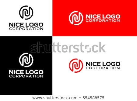 ロゴ アイコン ベクトル にログイン ロゴタイプ ストックフォト © blaskorizov