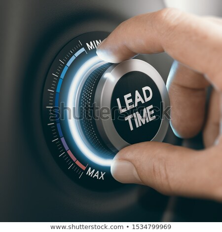Lead Time Reduction Concept Stock photo © olivier_le_moal