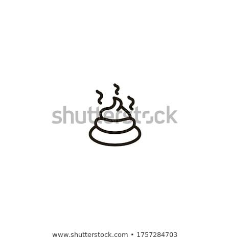 вектора икона иллюстрация дизайна дизайн шаблона собака Сток-фото © Ggs