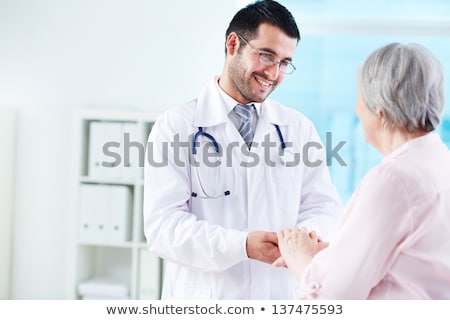 Male Caucasian Doctor Stock photo © Pressmaster