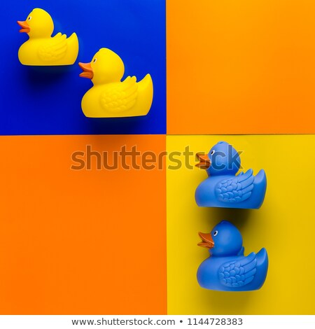 Yellow Rubber Ducky Stock photo © mybaitshop