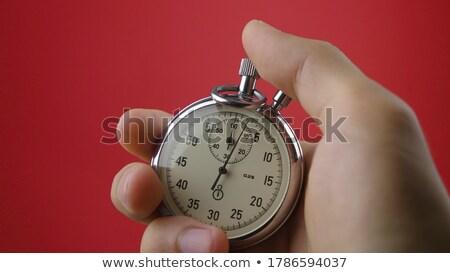 negócio · financiar · cronometragem · ilustração · projeto · branco - foto stock © photography33