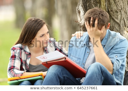 başarısız · oldu · test · okul · eğitim · grafik · rapor - stok fotoğraf © shutswis