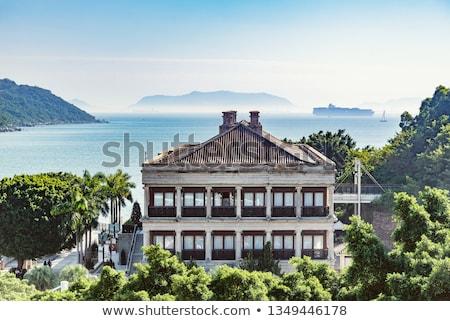 Stanley and Murray House Stock photo © paulwongkwan