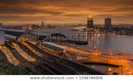 amsterdam industrial stock photo © joyr