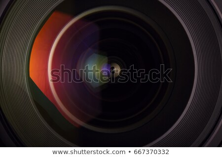 wide angle lens front stock photo © petrmalyshev
