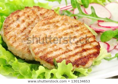 サラダ · トルコ · ザクロ · 食品 · フルーツ - ストックフォト © cypher0x