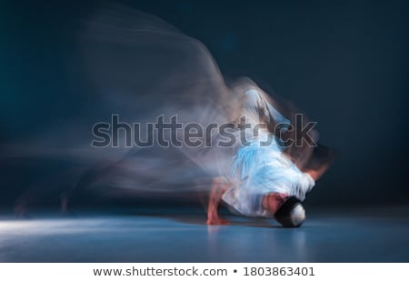 Breaktáncos funky táncos előad nők divat Stock fotó © gravityimaging
