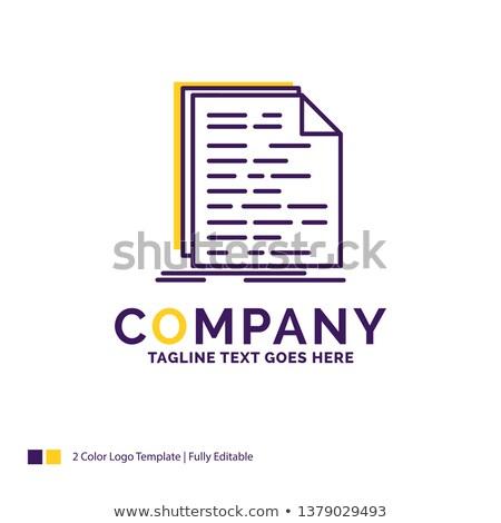 Programs - Folder Name in Directory. Stock photo © tashatuvango